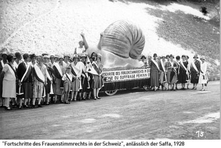 SaffaSchnecke