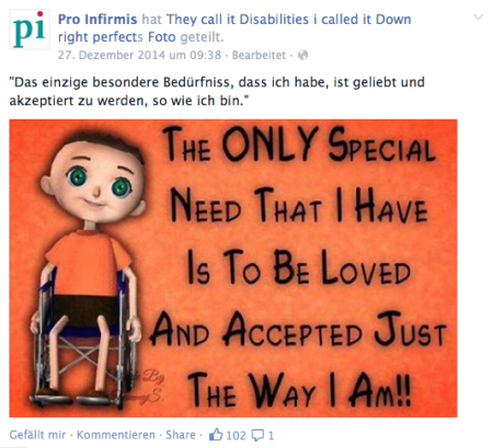 special need PI